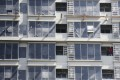 Cheap condominiums are booming due to speculative purchases and demand from lower income people unable to afford expensive housing. Photo: AP