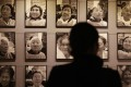 """Photos of former """"comfort women"""" are a reminder of the slavery in which Japanese soldiers engaged at locations it occupied during the second world war. Photo: AP"""
