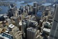 Sydney's population should reach 5 million this year. Photo: AFP