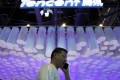 Tencent has not yet revealed the launch date of the new stock trading platform. Photo: Reuters