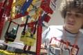 At Bricks 4 Kidz, participants use Lego to improve motor skills and think in three dimensions.