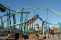 Ohio teacher James Young was killed by this roller coaster at Cedar Point. Photo: Washington Post
