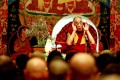 Exiled Tibetan spiritual leader the Dalai Lama was welcomed by India in 1959 but is still perceived as a threat by Beijing. Photo: EPA