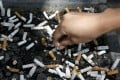 Anti-smoking activist Yau Sea-wain has urged the Taiwanese government to stub out plans for a Japanese tobacco plant to be built in southern Tainan. Photo: Reuters