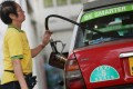 Raising the price of petrol sends a message that the fuel is non-renewable. Photo: Martin Chan
