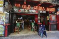 The Old China Hand in its old location in Lockhart Road, Wan Chai. Photo: Nora Tam