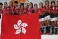 Confidence is at an all-time high in the Hong Kong squad after their strong bronze-medal finish at the World Rugby Women's Sevens Series qualifiers in Dublin two weeks ago. Photos: HKRU