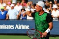 Lleyton Hewitt is appearing in his final US Open. Photo: AFP