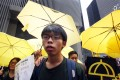 It is unclear whether Joshua Wong will meet any US congressmen. Photo: Felix Wong