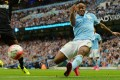 Raheem Sterling has made a big impact for Manchester City. Photo: EPA