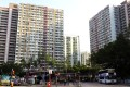 The attack on the 12-year-old boy occurred at the family home in Shun Tin Estate, Kwun Tong. Photo: SCMP Pictures