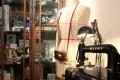 Fungus Workshop repairs leather bags.