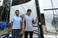 Fung Tat-choi and Chan Yu-ting dream of competing at the Rio Olympics. Photos: Jonathan Wong