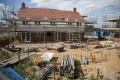 Economists were expecting a 0.5 per cent rise in construction in July. Photo: Reuters