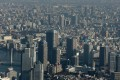 Low interest rates have spurred property acquisitions in Japan. Photo: Bloomberg