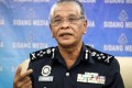 Malaysian police Deputy Inspector General Noor Rashid Ibrahim said he did not think the suspects were linked directly to the bombing in Thailand. Photo: AP