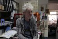 Personal Political Poetic would be a better subtitle for the film, says Christopher Doyle, pictured in his Kowloon Bay studio. Photos: Robin Fall