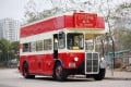 The British-made Routemaster is a design classic, but good looks count for nothing next to clean air regulations, and spares are expensive for the 51-year-old bus.