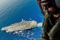 The aircraft carrier USS Ronald Reagan is part of the Third Fleet.