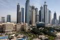 Middle-income earners are leaving areas like Dubai Marina for less glamorous districts. Photo: EPA