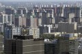 Beijing sold 5,612 new homes this month as of September 27, down 27 per cent from last month. Photo: Reuters