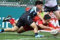 The HKRU offers numerous points of entry for people interested in getting involved in the game in Hong Kong, from mini and youth rugby through senior women's and touch rugby to adult beginners and coaching courses. Photo: Nora Tam/SCMP