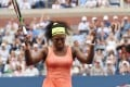 Injuries have taken a toll on Serena Williams. Photo: AFP