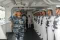 China has conducted its first joint naval exercise with Malaysia and its largest yet with a member of the Association of Southeast Asian Nations. Photo: Xinhua