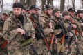 """Kadyrov said that an order from President Vladimir Putin to send Chechen soldiers to the war-torn country  would be a """"celebration"""" for his men.  File photo:  Reuters"""