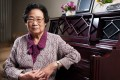 Chinese chemist Tu Youyou was recently interviewed about jointly winning the Nobel Prize for medicine on state television. Photo: Xinhua