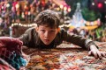 Levi Miller as the young Peter in Pan, the retelling of J.M. Barrie's beloved tale.