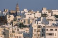 The whitewashed buildings of old Tangier, the city that the narrator of Street of Thieves is forced to leave. Photo: Corbis