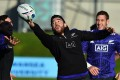 Nehe Milner-Skudder will replace the underperforming Waisake Naholo in New Zealand's starting 15. Photos: AFP