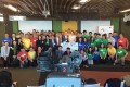 Google EYE Program Hong Kong team mates meet their peers in Taipei (Photo: George Chen / SCMP)