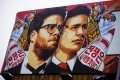 """The hackers mounted threats against Sony over the planned Christmas  release of """"The Interview"""", which depicts a fictional CIA plot to assassinate  North Korean leader Kim Jong-Un. Photo: AP"""