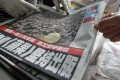 Apple Daily is suing an online portal. Photo: Edward Wong