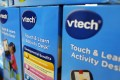Five million customer accounts, including the profiles of more than 200,000 children, were broken into from VTech's Learning Lodge app store database on November 14, the company said. Photo: Reuters