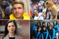 A composite photo shows some of the highlights of the year's most viral stories from the SCMP. Photo: SCMP Pictures