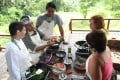 Many hotels in Bali arrange cooking classes for guests.