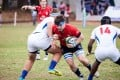 When the going got tough Hong Kong got going at the 2016 World Rugby U20 Trophy in Zimbabwe. Photo: World Rugby