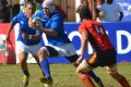 Namibia won two of their three pool matches at the World Rugby U20 Trophy in Zimbabwe, but were beaten 40-22 last Saturday by eventual finalists Spain. Photo: World Rugby