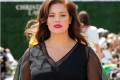 Lane Bryant's latest collection was unveiled at a runway show featuring big names in the body-positivity movement. Photo: JP Yim/Getty Images