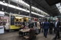The Al Chile food trailer, at Old Spitalfields Market, in London. Photos: Ayesha Sitara
