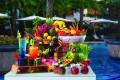 Enjoy an Hawaiian Luau Barbecue Buffet, held every Saturday evening from now until June 19, 2016 at JW Marriott, Macau.