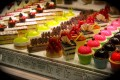 The menu at Ritz-Carlton Cafe in Macau has a scrumptious selection of classic French patisseries