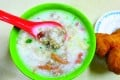 Sam Kee's sampan congee