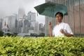 Eddie Chu Hoi-dick's been getting death threats. Photo: SCMP/Dickson Lee