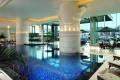 The Peninsula's spa pool
