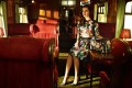 Ted Baker AW13. Top, $1,550; Skirt, $1,995; Bag, $1,550; Shoes, $1,700