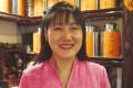 Teahouse owner Yuki Nakata